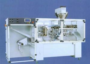 Фасовочно-упаковочная машина для упаковки в сашет. Модель DIP -228-150