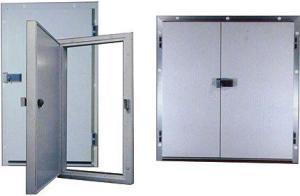 Двери холодильные,морозильные со склада Симферополе.