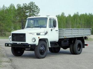 Запчасти для ГАЗ 3307, ГАЗ 3309, ГАЗ 33106
