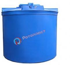 Емкость пластиковая с люком 7000 литров