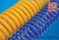 спиральный полиуретановый шланг