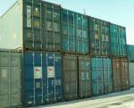 Сухогрузные универсальные контейнеры тоннажные 20,40ф