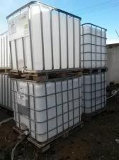 Грузы сыпучие, еврокуб 640 и 1000 литров пластиковые