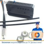 E32-DC200 Датчик оптоволоконный отражательный, усилитель к оптоволоконным датчикам, М6, другое название 653-E32-TC200