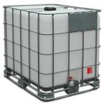 Кубический еврокуб для лекарств целый не гнилой 1000 литров