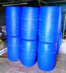 Бочки пластиковые бу . 220 лт.  крышка винт и 2 горла