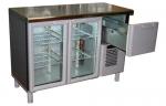 Стол холодильный Bar-250C нерж
