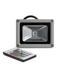 Прожектор светодиодный RGB 10 Ватт COB