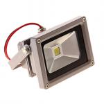 Прожектор светодиодный 10 Ватт Эконом холодный свет COB