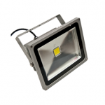 Прожектор светодиодный 20 Ватт Эконом холодный свет COB