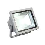 Светодиодный уличный прожектор 50 Ватт 6400К Люкс холодный свет COB