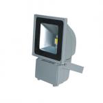 Светодиодный уличный прожектор 70 Ватт 6400К Люкс холодный свет COB
