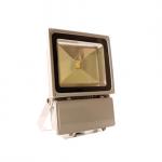 Прожектор светодиодный 100 Ватт теплый свет COB