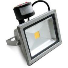 Прожектор с датчиком движения 30 Ватт светодиодный COB
