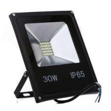 Прожектор светодиодный 30 Ватт холодный свет SMD