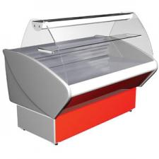 Витрина холодильная среднетемпературная ВХС-1,8 Полюс (0...+7)