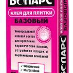 Сухие строительные смеси PRORAB Клей для плитки БОЛАРС БАЗОВЫЙ 2кг