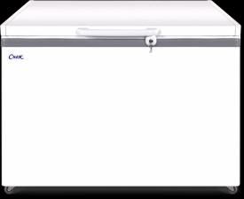 Ларь морозильный с глухой крышкой МЛК-350 (315 литров)