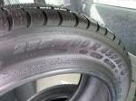 Новые зимние шины на броневик Mercedes-Benz W220
