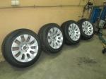 Новые летние колёса для бронированного BMW E67
