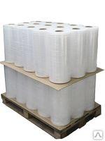Пленка стрейч для машинной упаковки 30мкм х 500мм х 15кг