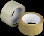 Клейкая лента упаковочная 72 мм х 66 м UNIBOB 700 (темная)