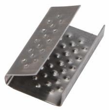 Скоба металлическая для ленты 12-13мм(РР-13)