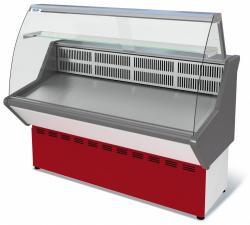 Витрина холодильная среднетемпературная ВХС-1,2 Нова(0...+7)