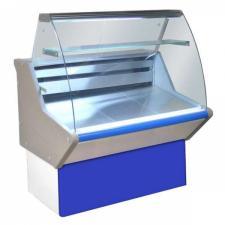 Витрина холодильная среднетемпературная ВХС-1,5Нова(0...+7)
