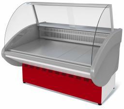 Витрина холодильная среднетемпературная ВХС-1,2 Илеть (0...+7) динамика