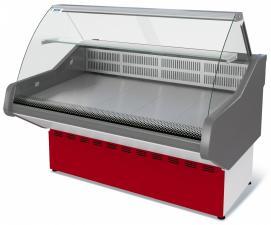 Витрина холодильная среднетемпературная ВХС-1,2 Илеть new (0...+7)
