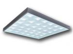Светильник светодиодный Армстронг встраиваемый с призматическим стеклом