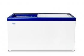 Морозильный ларь с прямым стеклом Снеж МЛП 600 (551 литр)