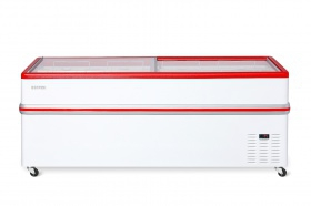 Морозильная бонета  2100 L  (1100/850 литров)