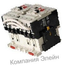 Контактор ПМ12-063500 63А реверсивный