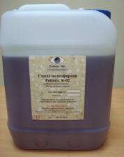 Смола полиэфирная для производства полимербетона, фас.10кг
