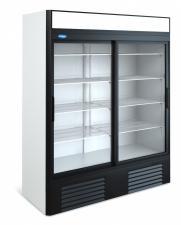 Шкаф холодильный Капри длч цветов 1,12СК купе статика