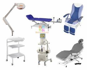 Косметологическое оборудование и мебель в Астане