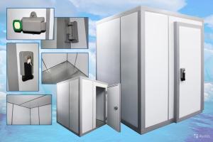 Нестандартные холодильные камеры под заказ