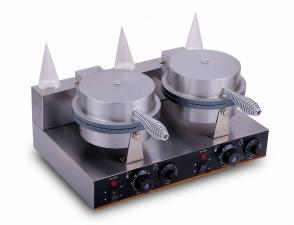 Профессиональная электровафельница TWB-2