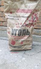 Уголь древесный 3 кг оптом