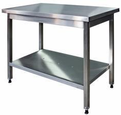 Стол производственный для столовой,кафе. Стол производственныйдля пищеблока столовой,общепита. Стол производственныйиз нержавеющей стали. Стол разделочный для общепита.