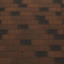 Черепица гибкая Tegola Топ-Шингл Винтаж коричневый
