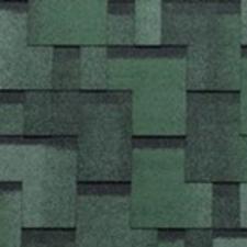 Черепица гибкая Tegola Топ-Шингл Футуро зеленый