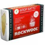 Rockwool Флор Баттс И 1000*600*100