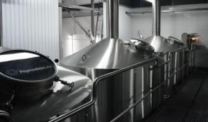 Пивзаводы, производительностью от 10 до 80 гл готового пива в сутки, под «ключ».