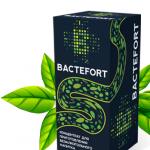 Препарат Bactefort от гельминтов и грибка