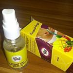 Диетический спрей для похудения FitoSpray
