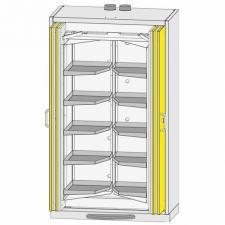 Шкаф для хранения ЛВЖ