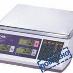Весы CAS ER PLUS-30 CB